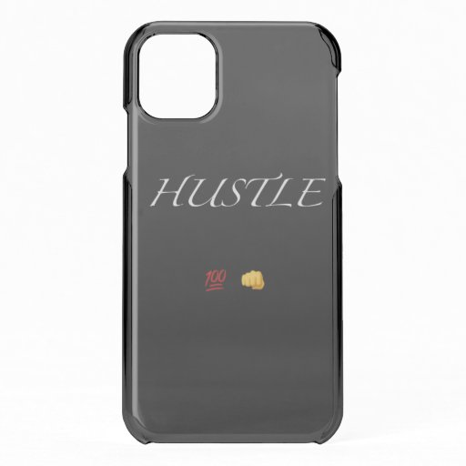 Hustle iPhone 11 Case