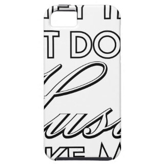 Hustle Like Me iPhone SE/5/5s Case