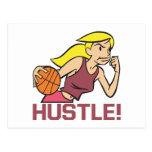 Hustle Post Cards