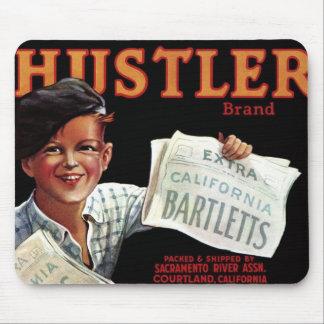 """""""Hustler"""" Brand  Mousepad"""