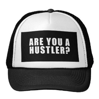 Hustler Trucker Hat