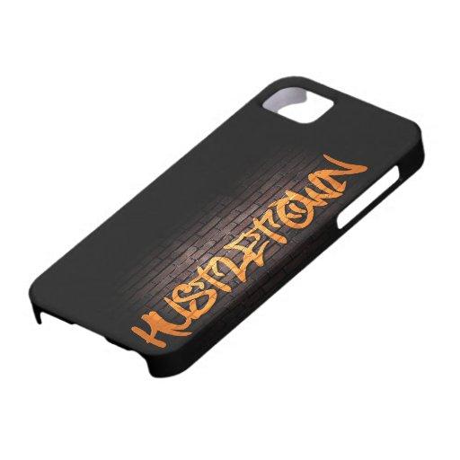 Hustletown iphone 5 Case