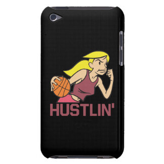 Hustlin Barely There iPod Cover