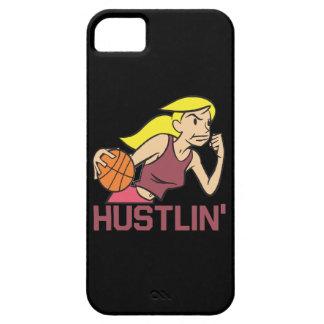 Hustlin iPhone SE/5/5s Case