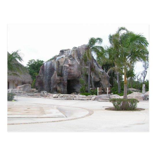 Hut in Mexico Postcard