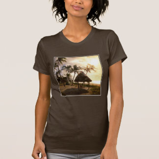 Hut On Beach T-Shirt