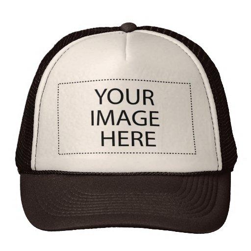 Hut-Schablone Trucker Hat