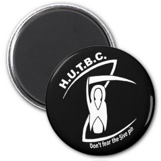 HUTBC 2009-10 Logo Refrigerator Magnet