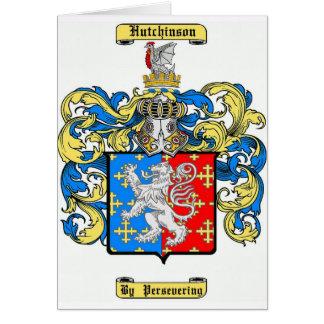 Hutchinson Card