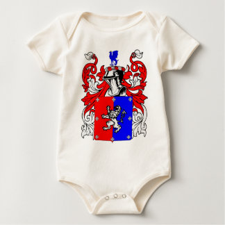 Hutchinson Coat of Arms Baby Bodysuit