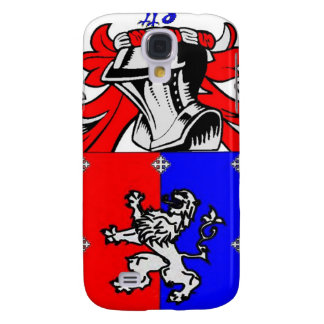 Hutchinson Coat of Arms Galaxy S4 Case