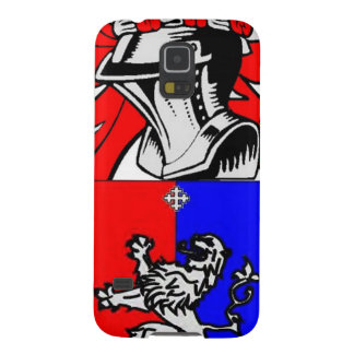 Hutchinson Coat of Arms Galaxy S5 Covers