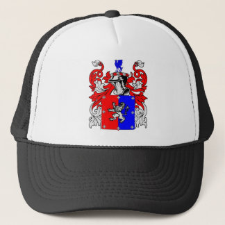 Hutchinson Coat of Arms Trucker Hat