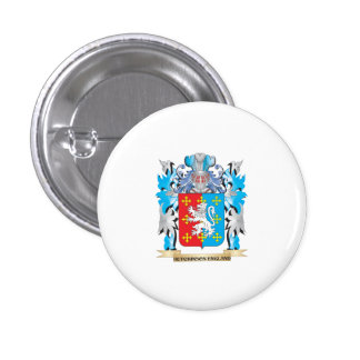 Hutchinson-England Coat of Arms - Family Crest Pin