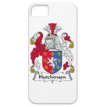 Hutchinson Family Crest iPhone 5 Case