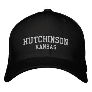 Hutchinson, Kansas Gorras De Béisbol Bordadas