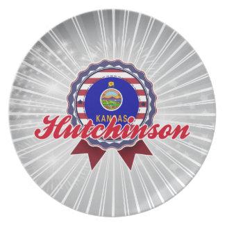 Hutchinson, KS Platos Para Fiestas