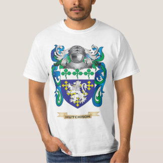 Hutchison Coat of Arms (Family Crest) Shirt