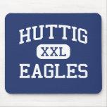 Huttig - Eagles - High School - Huttig Arkansas Mouse Pad