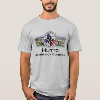 Hutto Chamber Logo from Web T-Shirt