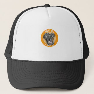 Hutto Hippo Trucker Hat
