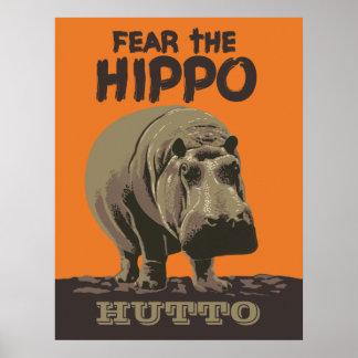 Hutto, Texas Poster