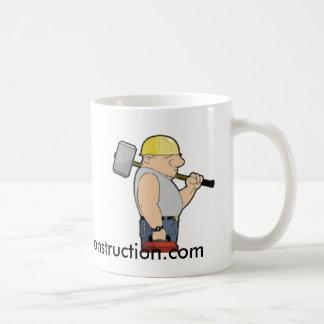 Hutzel Roberson Construction.com Coffee Mug