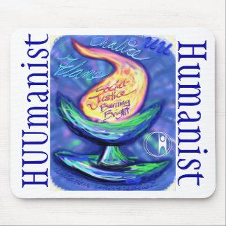 HUUmanist Chalice.jpg Mouse Pad