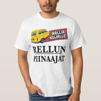 Huumoripaita - Rallia kujalle - Rellun piinaajat T-Shirt