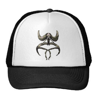 huwawa subdued trucker hat
