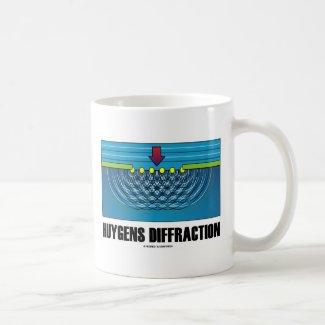 Huygens Diffraction (Wave Theory) Coffee Mug