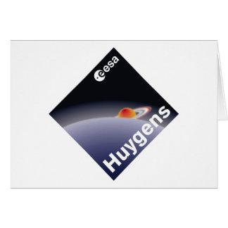 HUYGENS: Probe to Titan Card