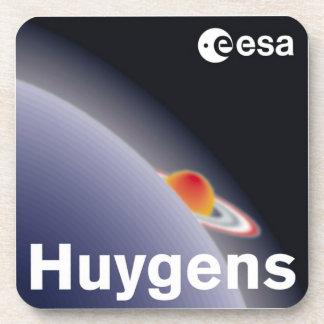 HUYGENS Probe to Titan Drink Coasters