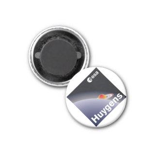 HUYGENS Probe to Titan Magnet
