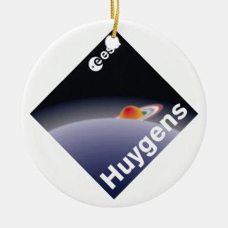 HUYGENS Probe to Titan Christmas Tree Ornaments