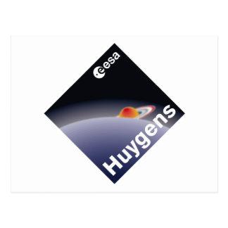 HUYGENS: Probe to Titan Postcards