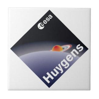 HUYGENS Probe to Titan Tiles