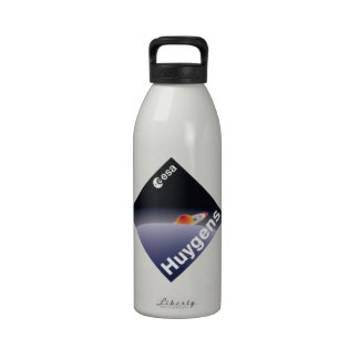 HUYGENS: Punta de prueba al titán Botella De Beber