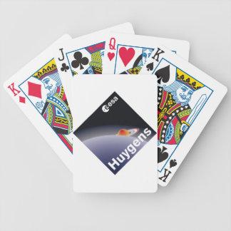 HUYGENS: Punta de prueba al titán Baraja Cartas De Poker