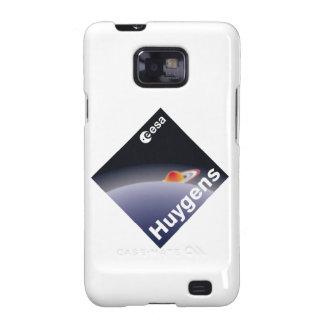 HUYGENS: Punta de prueba al titán Samsung Galaxy SII Fundas