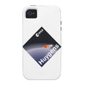 HUYGENS: Punta de prueba al titán iPhone 4/4S Funda