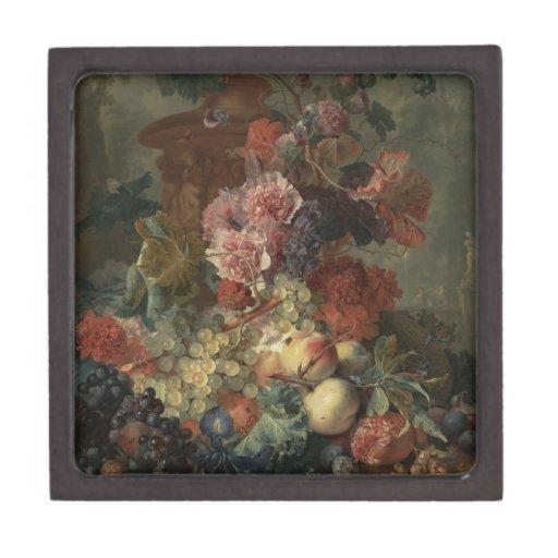 Huysum - pedazo 1722.jpg de la fruta caja de regalo de calidad