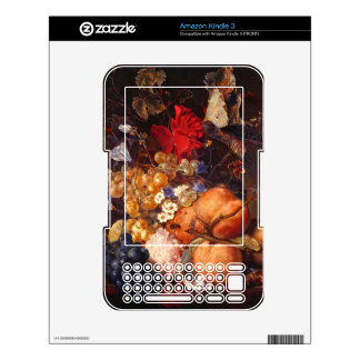 Huysum - Still life Decal For The Kindle 3