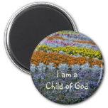 huzumigai, soy un niño de dios iman de nevera