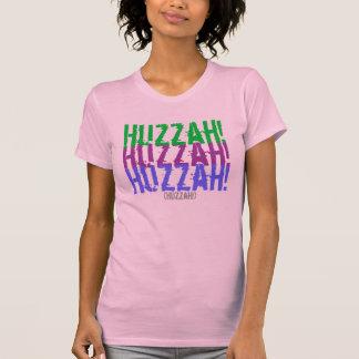 ¡Huzzah! Playera