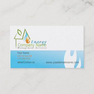 Hvac business cards templates zazzle hvac business card cheaphphosting Choice Image