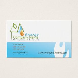 Hvac business cards templates zazzle hvac business card fbccfo Gallery