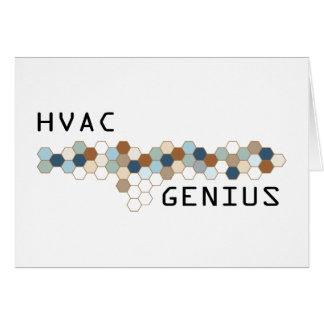 HVAC Genius Card