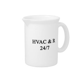 HVAC & R 24/7 DRINK PITCHER