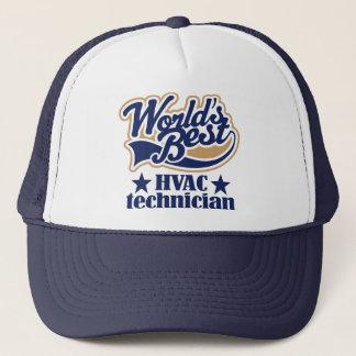 Hvac Technician Gift Trucker Hat